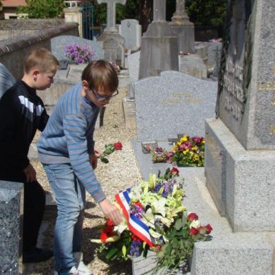 Cérémonies du 7 mai 2015: Photos Claude Youf