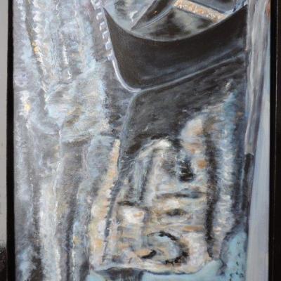 tableaux Alain Delhommeau