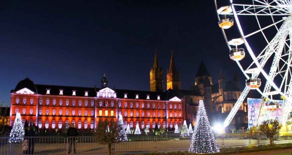 Photos g fermy : Caen, Noël 2016